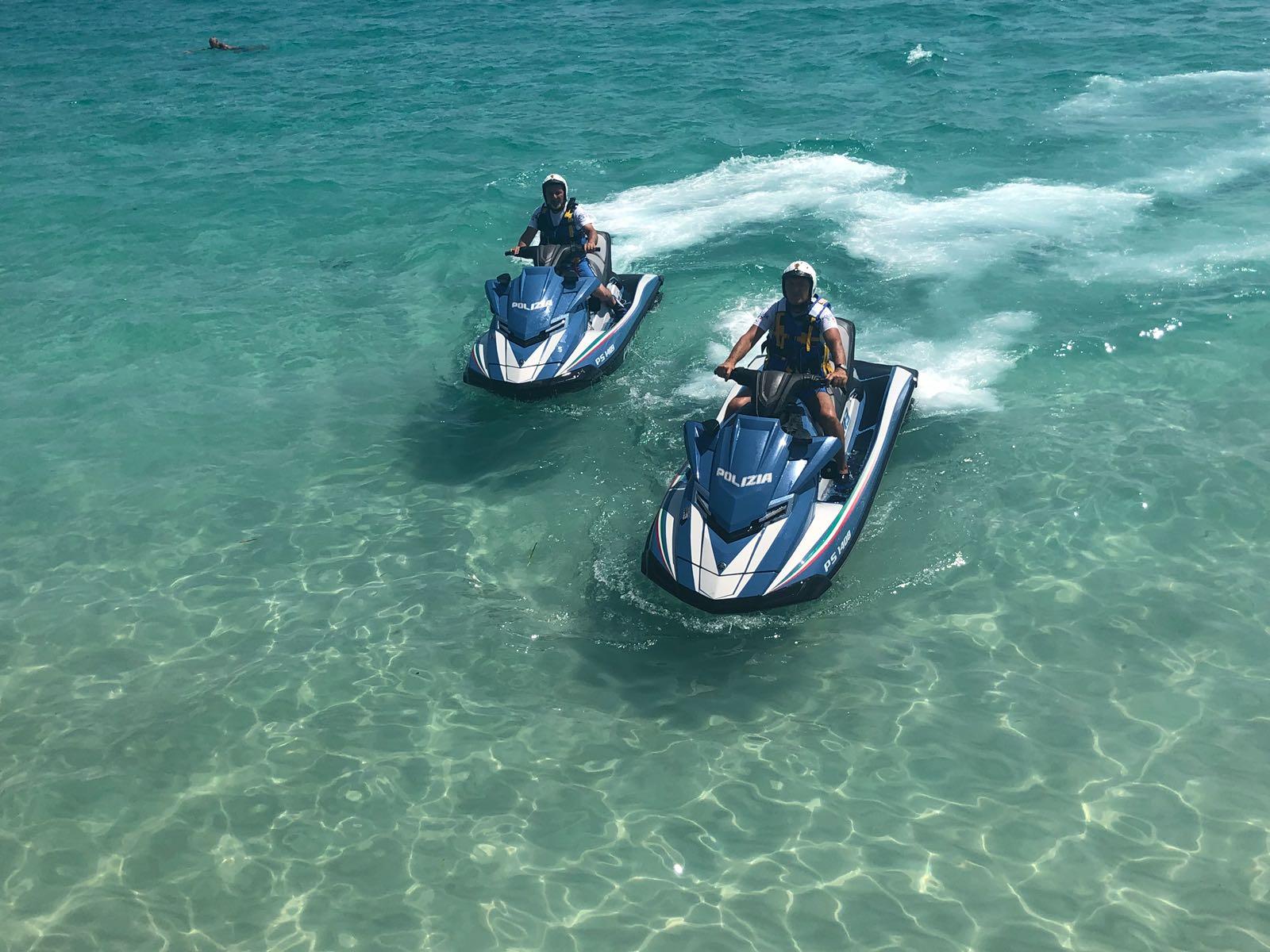 """Polizia, scatta il piano """"ferragosto sicuro"""" su tutta la provincia di Palermo"""