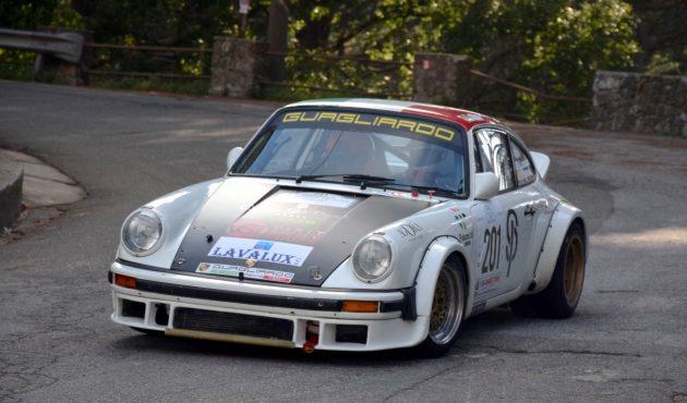 Rally del Tirreno: Angelo Lombardo e Ratnayake Harshana si aggiudicano il primo posto fra le auto storiche