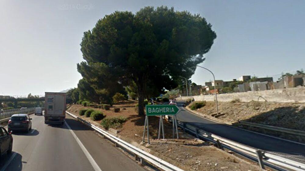 Anas, chiuso lo svincolo di Bagheria sulla A-19 Palermo Catania