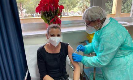 Covid-19, Cefalù: somministrate 347 dosi di vaccino all'ospedale Giglio