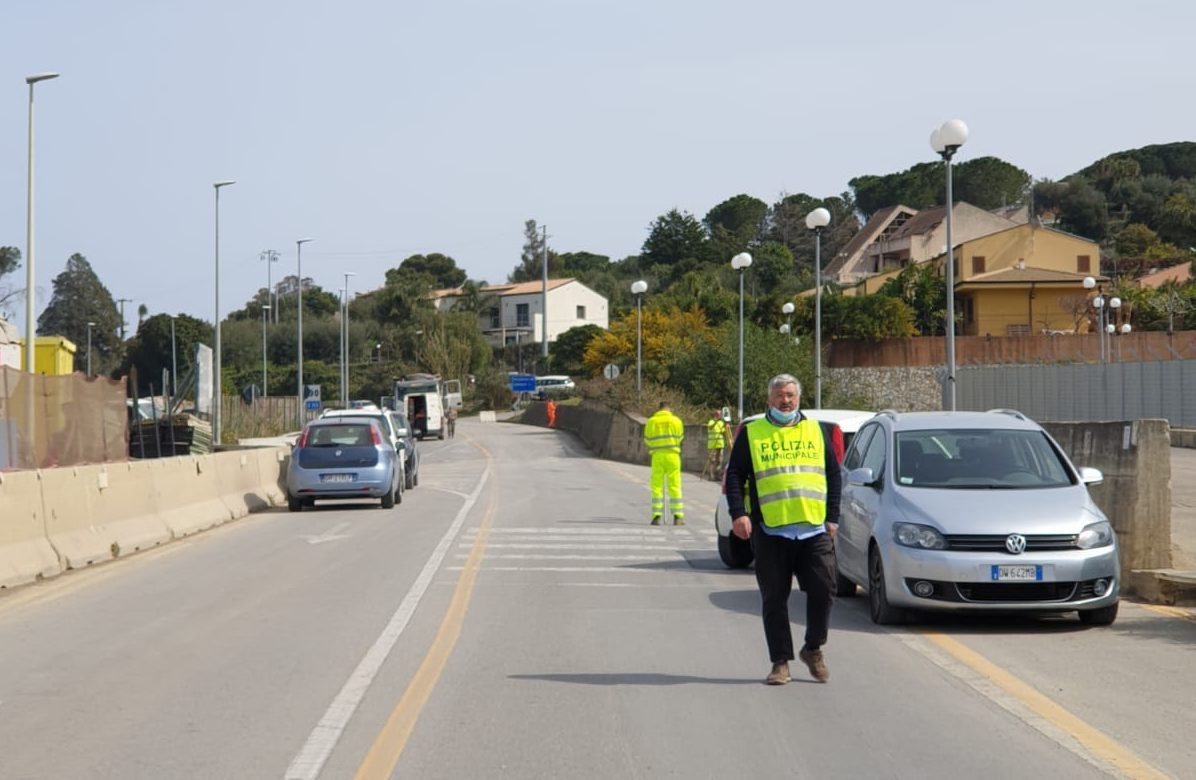 Cefalù, chiusa la Statale 113 in zona Ogliastrillo. I dettagli e la possibile data d'apertura